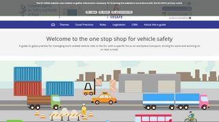 E-gids transportveiligheid