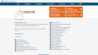Euronorm toolboxen