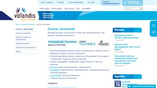 Factsheet corona: werken bij particulieren